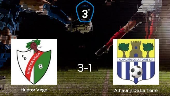 Previa del partido: el Huétor Vega recibe al Alhaurín De La Torre en la decimoquinta jornada