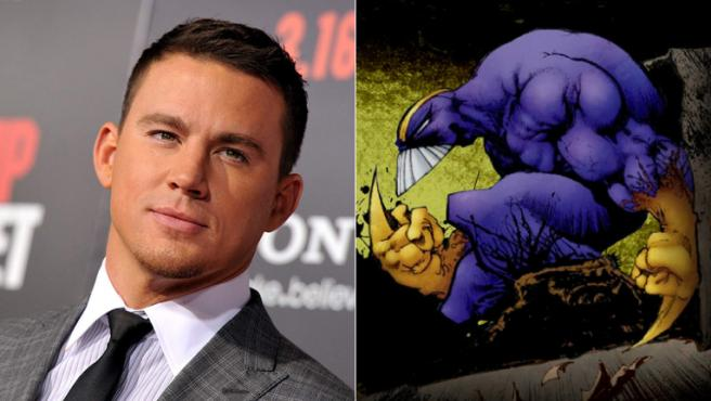 Channing Tatum sigue intentándolo con los superhéroes y ahora quiere hacer 'The Maxx'