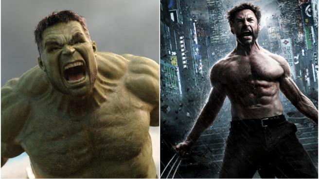 Hulk vs Lobezno: El gran sueño de Mark Ruffalo