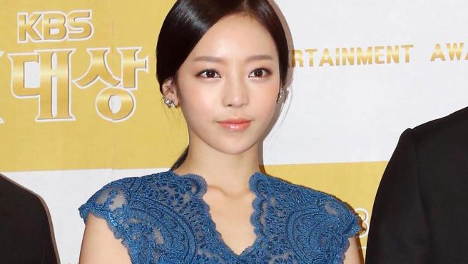 Goo ha-ra, cantante del grupo Kara hallada muerta.