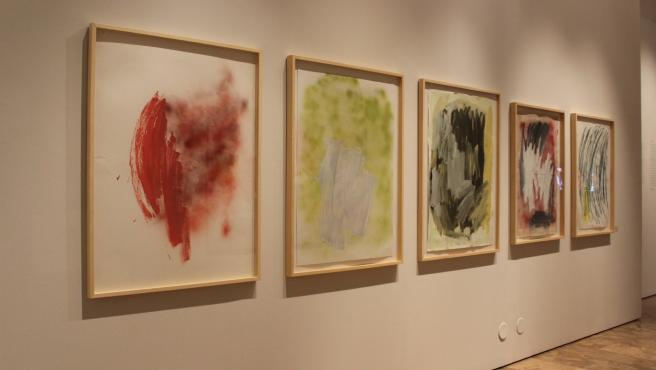 Imagen de la muestra 'Riu. Rebeca Plana' en La Nau de la Universitat de València