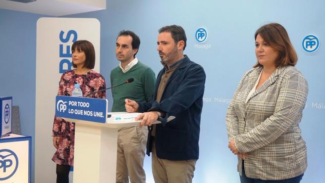 El PP advierte de que el PSOE 'quiere dinamitar el modelo educativo como peaje de su pacto con la izquierda'