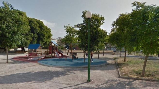 Imagen del parque de Son Peretó de Palma.