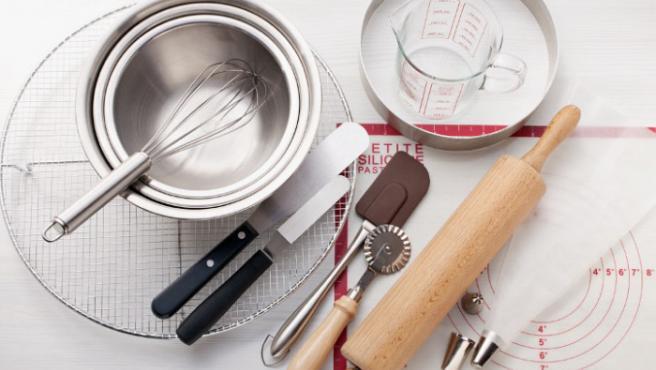 Utensilios Para Cocinar De Madera O De Silicona