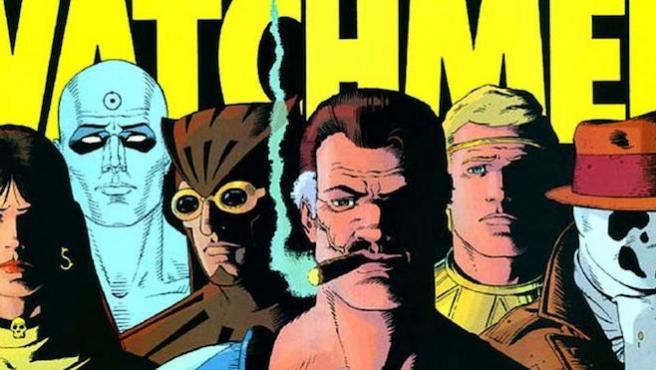Así era la película de 'Watchmen' que nunca fue