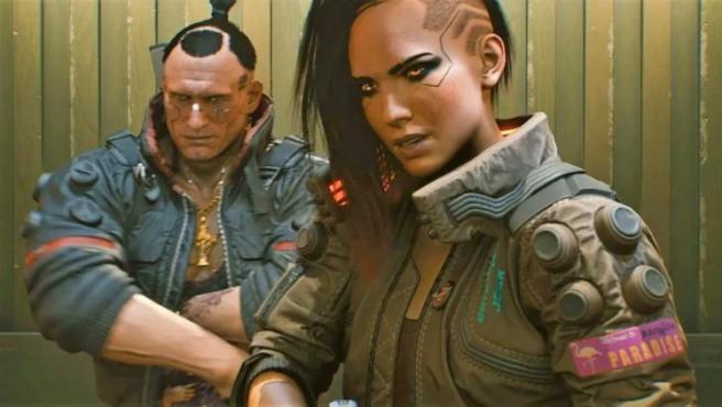 'Cyberpunk 2077', el videojuego de CD Projekt RED que sale en 2020.