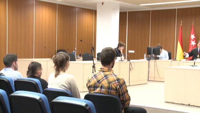 El juicio por el 'Rodea al Congreso' de diciembre de 2013