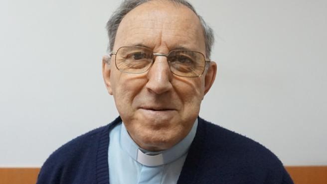 El misionero soriano Pablo Hernando Moreno