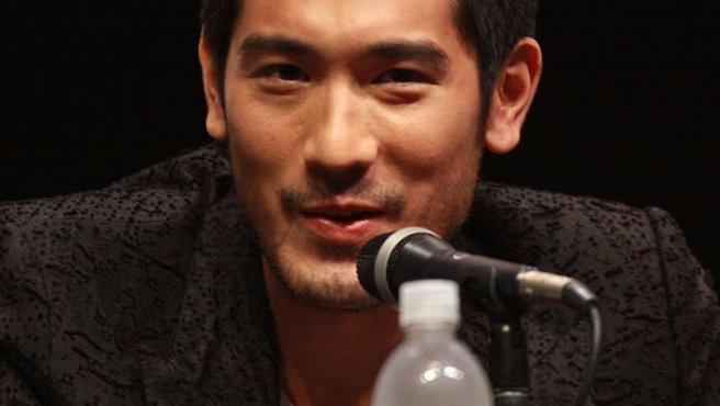 Godfrey Gao, modelo y actor taiwanés.