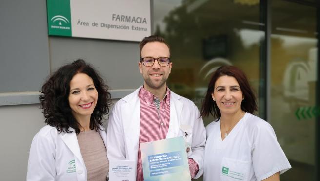 Guía coordinada por Área Sanitaria Serranía de Málaga sobre el intercambio farmacoterapéutico