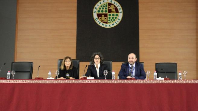 Inauguración del V Congreso Internacional de Educación para el deporte de la UJA