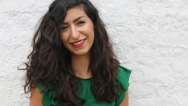 May Al-Karooni, fundadora de Globechain