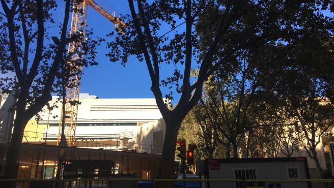 La nueva Biblioteca Gabriel García Márquez abrirá sus puertas en septiembre de 2020.