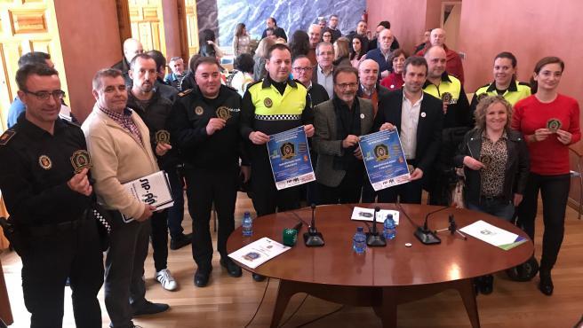 Presentación de la campaña de Escudos Solidarios