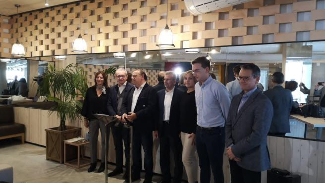 Presentación del balance de temporadade la Asociación de Hoteleros Palmanova-Magaluf.
