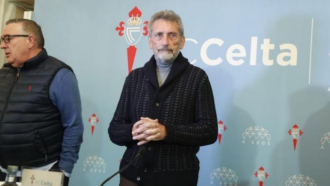 Carlos Mouriño Celta