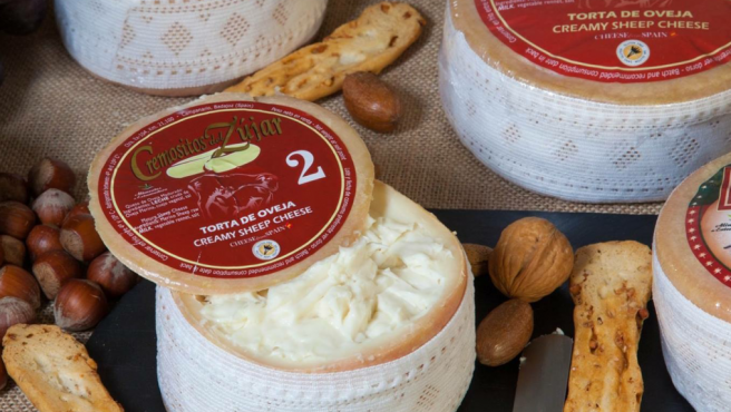 """""""Cremositos del Zújar"""" tiene dos medallas Super oro de los Wolrd Cheese Awards."""