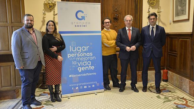 Imagen de la presentación de 'Granada Social'