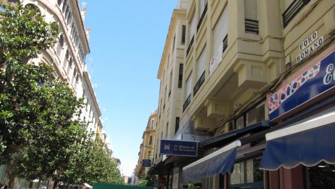 La antigua Calle José Cruz Conde, con su actual denominación de Foro Romano, aplicada en base a Ley de Memoria Histórica, se llamará próximamente calle Cruz Conde