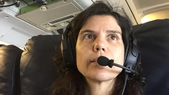 La ingeniera de telecomunicaciones valenciana Eva Peral