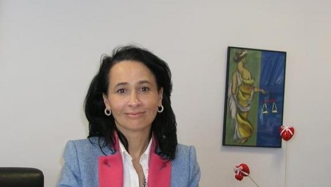 La magistrada María Félix Tena, nueva presidenta del Tribunal Superior de Justicia de Extremadura