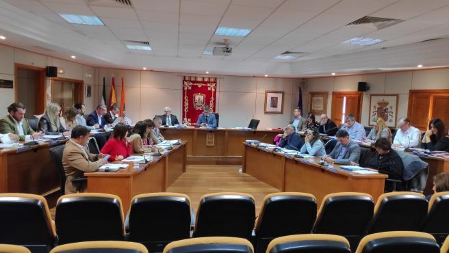 Pleno del Ayuntamiento de Benalmádena