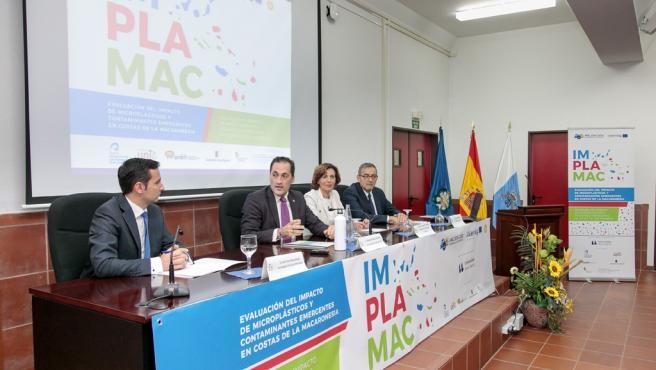 La ULL lidera un proyecto internacional que evaluará el impacto de los microplásticos en costas de la Macaronesia