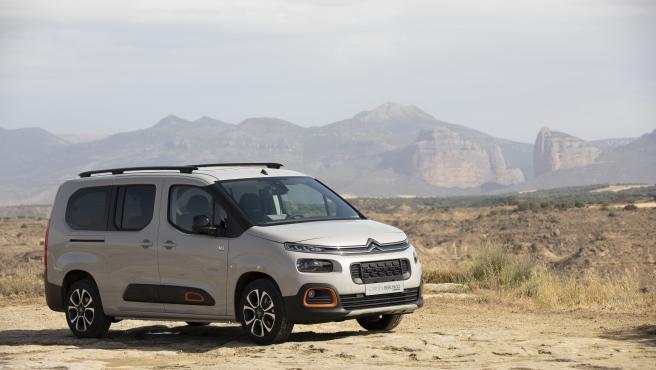 Citroën Berlingo by Tinkervan.
