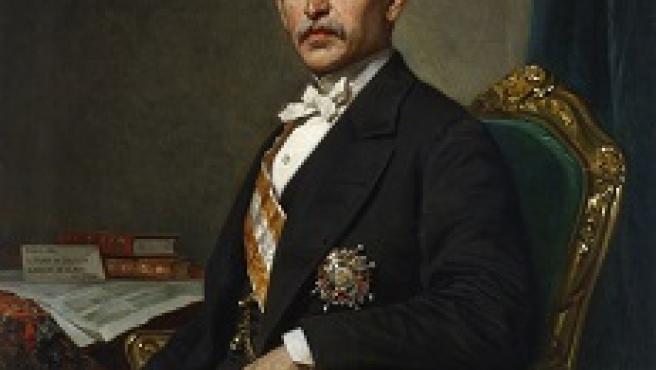El Museo de Bellas Artes de Álava adquiere un retrato inédito de Julián de Zulueta obra de Federico de Madrazo