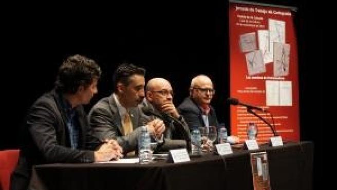 Jornadas de cartografía de la diputación de Badajoz