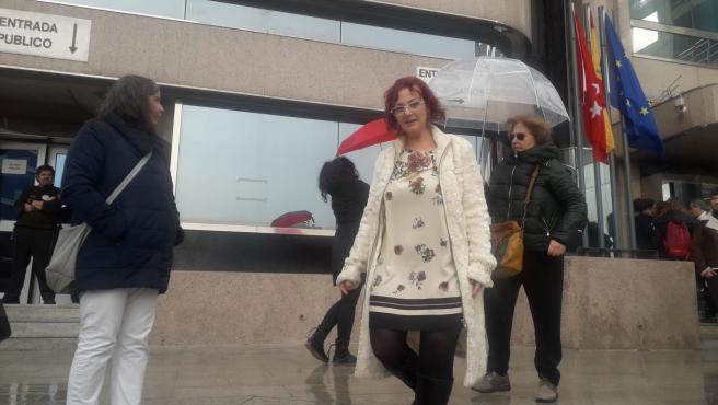 La expresidenta de Infancia Libre María Sevilla