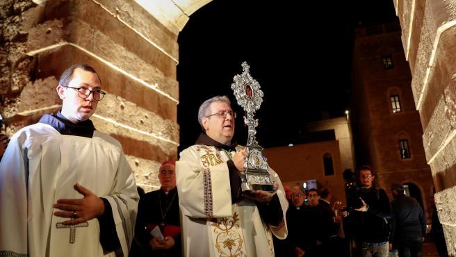 La reliquia de la cuna de Jesús que el Vaticano devolverá a la Tierra Santa, Belén.