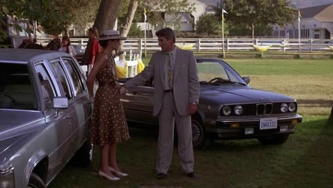En la película 'Pretty Woman' aparece un Bmw serie 3