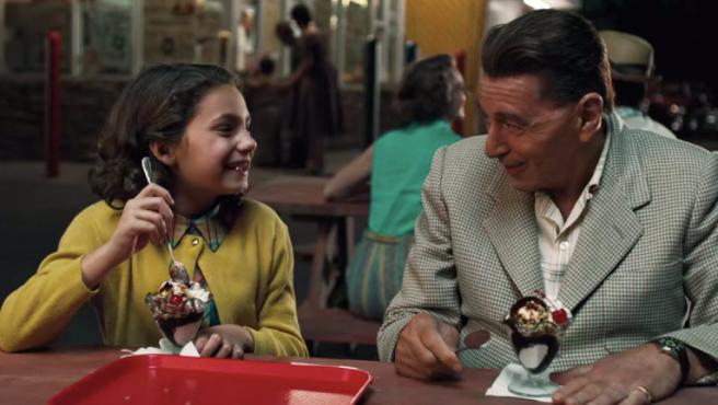 'El irlandés': Al Pacino justifica la obsesión de Jimmy Hoffa por el helado