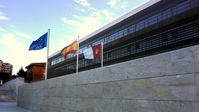 Edificio de la Consejería de Sanidad de Castilla-La Mancha