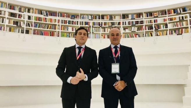 Jesús Baranco Y José Carlos López De ICB Editores