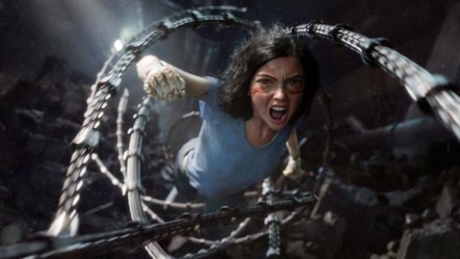 'Alita: Ángel de combate' quiere que incordies a Disney para tener secuela