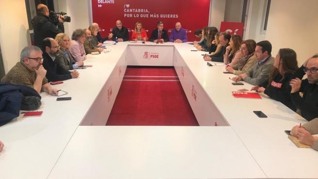 Comisión Ejecutiva Regional del PSOE