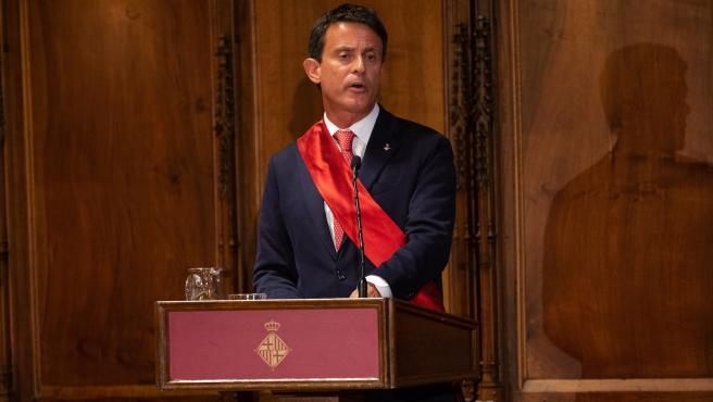 El regidor de BCN Canvi Manuel Valls