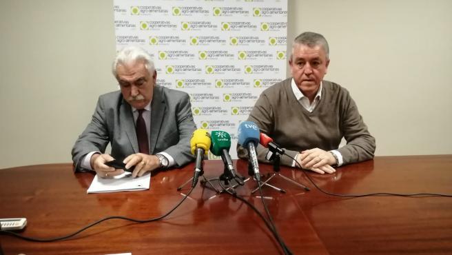 Higinio Castellano y Cristóbal Gallego