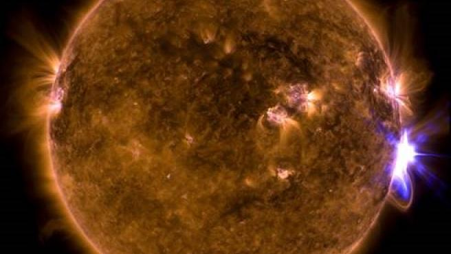 Imagen de la estrella