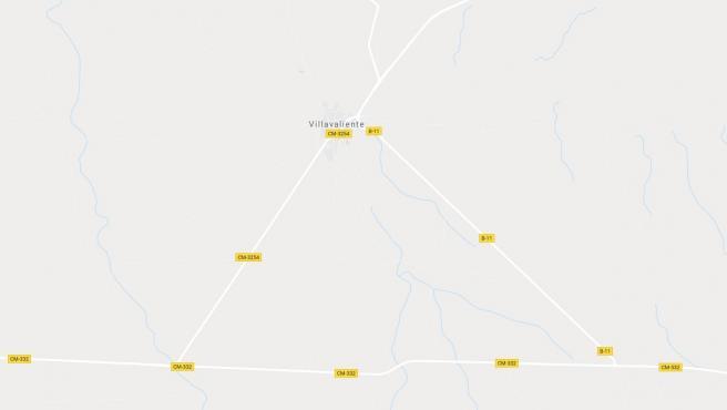 Imagen de Villavaliente en Google Maps