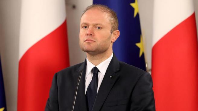 El primer ministro de Malta, Joseph Muscat.