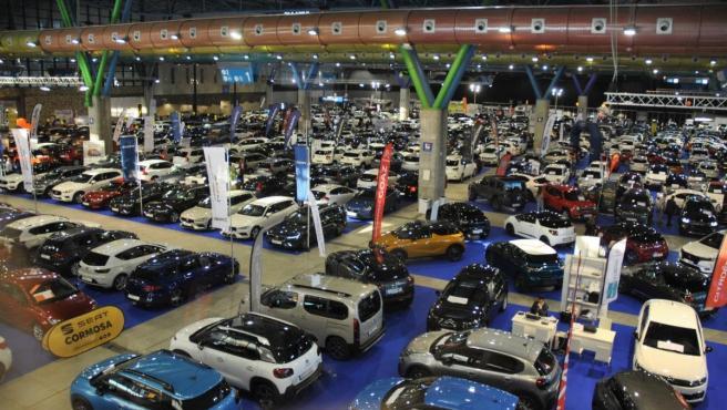 Málaga.- Arranca la VIII edición del Salón del Motor de Ocasión de Málaga con más de 1.000 vehículos a la venta