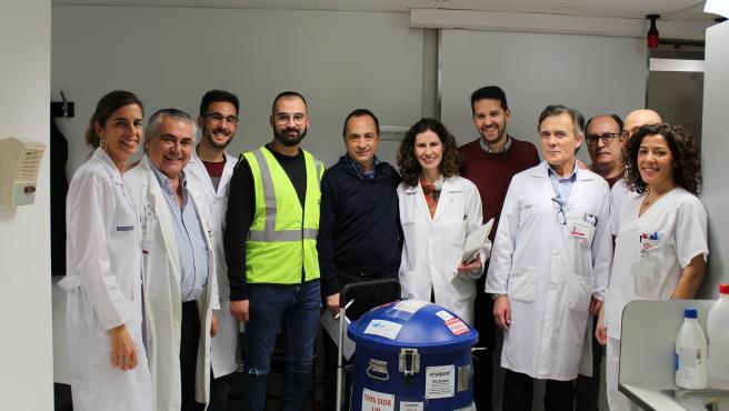Se aplica la innovadora terapia CAR-T contra la leucemia y linfoma al primer paciente en la Comunitat Valenciana