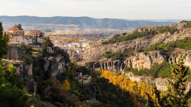 Vistas de Cuenca.