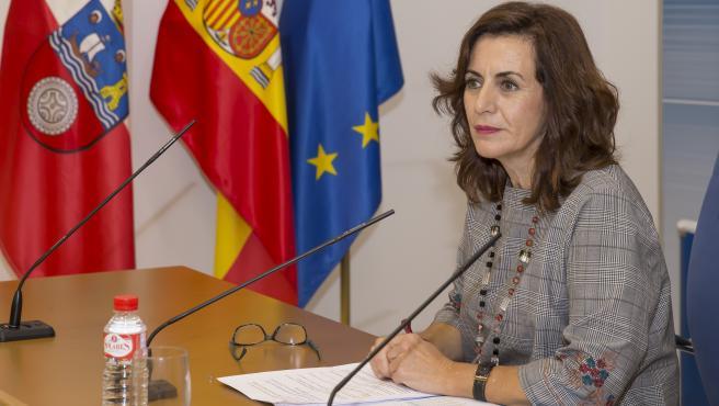 10:30.- Sala de Prensa del Gobierno de Cantabria. La directora general de Trabajo, Ana Belén Alvárez, presenta, en rueda de prensa, los datos del paro del mes de noviembre.