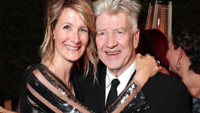 Esto fue lo que hizo David Lynch tras ganar su Oscar (según Laura Dern)
