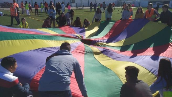 Actividades inclusivas en Cantillana