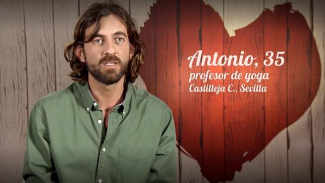 Antonio Hernández, el participante de 'First Dates' que dio un mensaje contra el estigma del VIH.